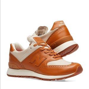 af8fcec06c704 New Balance Shoes - Grenson X New Balance Women's Sneakers